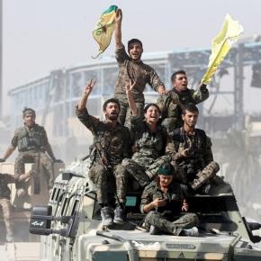 Σοκ στην Άγκυρα: $300 εκατομμύρια από τις ΗΠΑ στους Κούρδους τηςΣυρίας