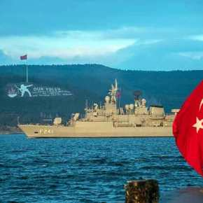 Οι Τούρκοι θέλουν σύγκρουση: «Κλειδώνουν» το τρίγωνο Σκύρου-Άνδρου-Ψαρών/Χίου