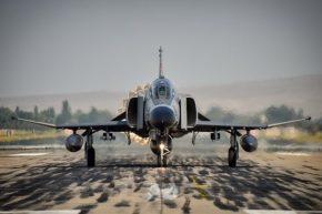 Αξεπέραστο σύστημα αυτοπροστασίας σε τουρκικό F-4E 2020TTerminator
