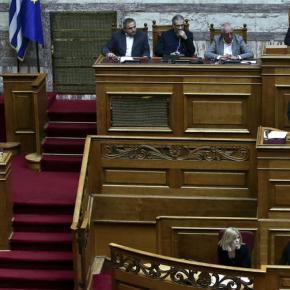 Δημογραφικό: Τι είπαν οι αρχηγοί στη Βουλή για την βραδυφλεγή«βόμβα»