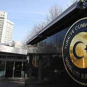 Τουρκικό ΥΠΕΞ: Η Ελλάδα επιχείρησε να καταλάβει τηνΑνατολία