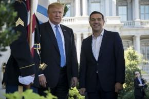 Τραμπ: «Οι ΗΠΑ έχουν διαμορφωθεί από τον ελληνικόπολιτισμό»