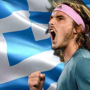 Γράφει ιστορία ο Τσιτσιπάς: Ο πρώτος Έλληνας τενίστας στους δέκα καλύτερους τουκόσμου