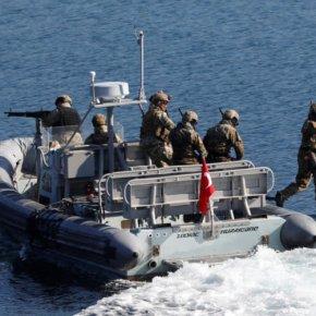«Γαλάζια Πατρίδα»: Η Άγκυρα κάνει «απόβαση» σε «ελληνικό νησί» – «Ελλάδα πρόσεχε, είμαστε δυνατοί στην θάλασσα»(φωτό)