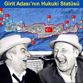 """Γιατί πρέπει να γελάμε με τους χάρτες της …""""τουρκικής Κρήτης""""!Βίντεο"""