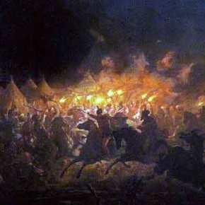 Ο Δράκουλας εξοντώνει τους Τούρκους: Η νυκτερινήσφαγή…
