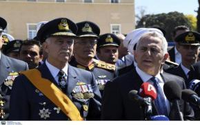 ΥΕΘΑ: «Να ξέρετε ότι οι Ένοπλες Δυνάμεις είναι εδώ για να προστατεύουν την εθνικήακεραιότητα