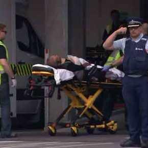 Λουτρό αίματος στη Νέα Ζηλανδία: Δύο επιθέσεις σε τζαμιά με δεκάδεςνεκρούς