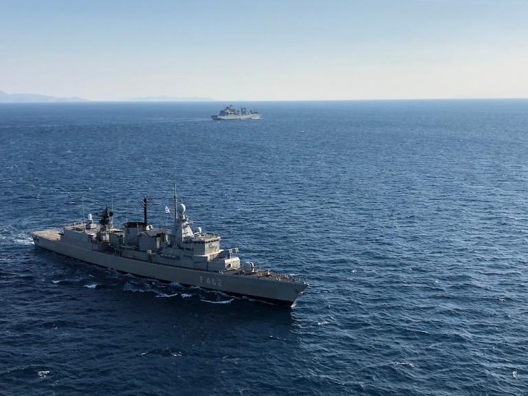 ΓΕΝ: Εντυπωσιακές εικόνες από τη συνεκπαίδευση με το Γερμανικό Ναυτικό | Greek National Pride