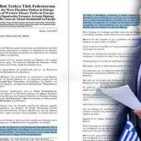 Στοχοποίηση της ΠΑΤ.ΡΙ.Ε. και του Στρατηγού Συναδινού από τουρκικήΜΚΟ