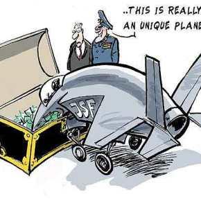 """Η ελληνική """"παράνοια"""" με τοF-35"""
