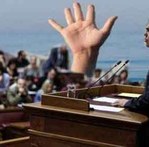 Η κατάρρευση του ΣΥΡΙΖΑ φέρνει την διάλυσή του και την δημιουργία νέουκόμματος