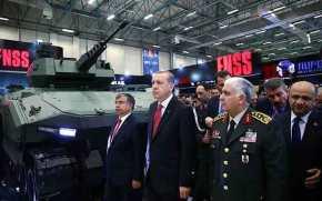 «Στάχτες» στη θέση του Ερντογάν – «Επιθανάτιος ρόγχος» για την τουρκική αμυντικήβιομηχανία