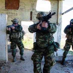 Κυπραίοι και Ελλαδίτες Εθνοφύλακες εκπαιδεύονται …Άσκηση «ΣΑΡΙΣΑ –2019»