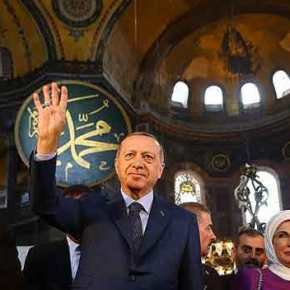 «ΓΕΩΕΛΛΗΝΙΚΑ» – Ελλάδα-Τουρκία: Το παιχνίδι τωνσυμβολισμών.