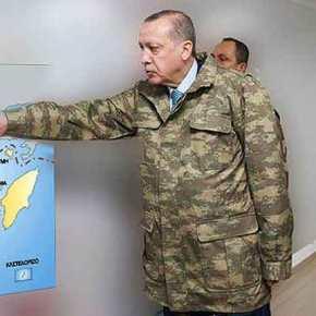 Στα 300 μέτρα από την Ψέριμο βρέθηκαν οι Τούρκοι -«Τhink tank» των ΗΠΑ «βλέπει» τουρκική επίθεση σε ελληνικόνησί!