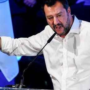 Αλλάζει ριζικά η Ευρώπη: Σαλβίνι-Λε Πεν ενώνουν τις δυνάμειςτους