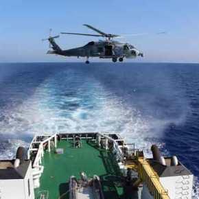 «Απόρθητο οχυρό» η Α.Μεσόγειος: Ισχυροποιείται η συμμαχία Ελλάδας-Αιγύπτου στη «Μέδουσα8»