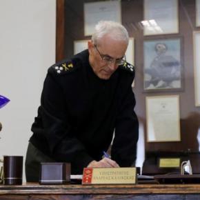 ΓΕΣ: Τη Γενική Διεύθυνση Αμυντικών Εξοπλισμών και Επενδύσεων επισκέφτηκε ο Γ.Καμπάς
