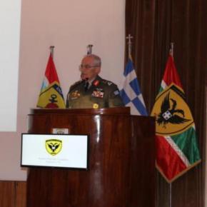 ΓΕΣ: Στην Στρατιωτική Σχολή Ευελπίδων βρέθηκε ο Α/ΓΕΣ Αντιστράτηγος Καμπάς –ΦΩΤΟ