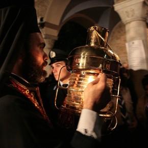 Στα Ιεροσόλυμα ο Μ. Μπόλαρης για την τελετή Αφής του ΑγίουΦωτός