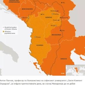 Τα Σκόπια δεν ανησυχούν για «Μεγάλη Αλβανία», λέει Βούλγαρος πολιτικόςαναλυτής