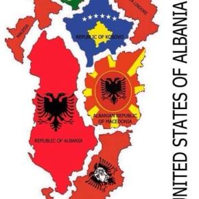 Αλβανικά Όνειρα: Συνομοσπονδία τεσσάρων κρατών τωνΒαλκανίων
