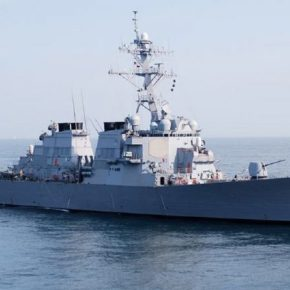 Πολεμικά πλοία των ΗΠΑ και της Γαλλίας έφτασαν στον Πειραιά: Πυροδοτούν νέασενάρια…