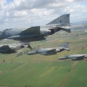 Προσγειώθηκαν στην Ανδραβίδα τα F-35 και τα συμμαχικά αεροσκάφη: Εντυπωσιακέςεικόνες