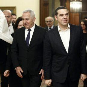 Προτάσεις για ΕΛΒΟ και Ναυπηγεία Ελευσίνας κατέθεσε στον πρωθυπουργό οΑποστολάκης