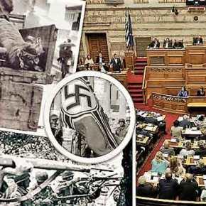 Μουσολίνι: «ο Χίτλερ πήρε από τους Έλληνες ακόμα και τα κορδόνιατους»