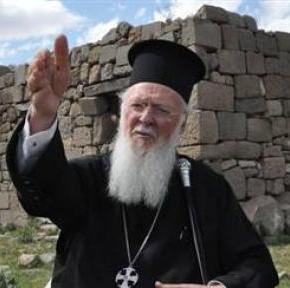«Λύγισε» ο Βαρθολομαίος στον λόγο του για τον πόλεμο που δέχεται το ΟικουμενικόΠατριαρχείο
