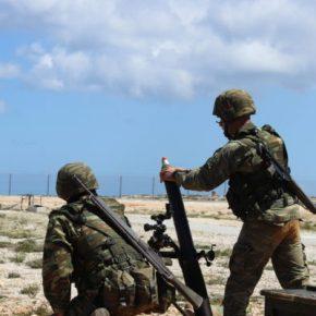 Βολές Βαρέων Όπλων στο (ΠΒΚ)…Από την «V ΜΕΡΑΡΧΙΑΚΡΗΤΩΝ».