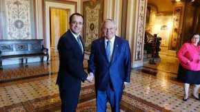 ΗΠΑ: Μνημειώδες νομοσχέδιο υπέρ του ελληνισμού από τηΓερουσία