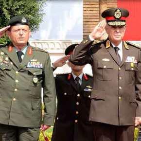 Ελλάδα, Kύπρος & Αίγυπτος ενώνονται στρατιωτικά: «Κρύος ιδρώτας» στηνΆγκυρα
