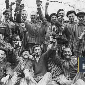 Απελευθέρωση Νταχάου! Σαν σήμερα το 1945 αποδείχτηκε πόσο άγριο ζώο είναι οάνθρωπος