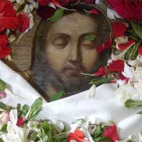 «Σε σταύρωσαν και σε κατέχωσαν στην γή, μα Συ ,σαν ανοιξιάτικη σπορά, κάρπισες την αιώνιαζωή»