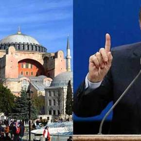 Επίθεση κατά της Ελλάδας στο μυαλό τουΕρντογάν