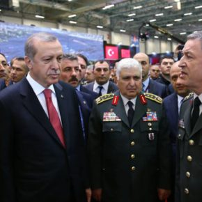Ερντογάν: «Χωρίς εμάς το πρόγραμμα των μαχητικών F-35 θακαταρρεύσει»