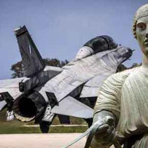Ο ΗΝΙΟΧΟΣ και η γηρασμένη ελληνική Πολεμική Αεροπορία – Φωτό καιβίντεο
