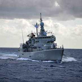 Το ΠΝ «σκίζει» τις ελληνικές θάλασσες: Ηχηρό μήνυμα ετοιμότητας προς τηνΆγκυρα
