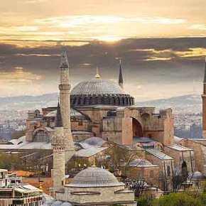 Η Αγία Σοφία, ο Άγιος Παΐσιος και η τουρκική ανασφάλεια! (ΣτέλιοςΚούκος)