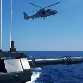 Κύπρος: Εντυπωσιακά πλάνα από την κοινή άσκηση των γαλλικών και κυπριακών ναυτικών δυνάμεων – ΦΩΤΟ –ΒΙΝΤΕΟ