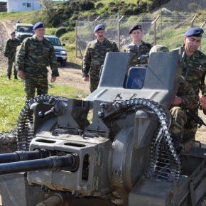 ΓΕΣ: Ηχηρό «παρών» Γενικού Επιθεωρητή Στρατού στην ΠΕ της ΑΣΔΕΝ –ΦΩΤΟ