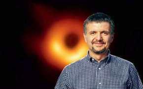 Δημ. Ψάλτης στην «K»: Μαύρη τρύπα, η φωτογραφία «φανέρωσε» νέομυστήριο