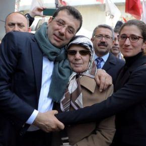 Πόντιος ο νέος Δήμαρχος Κων/πολης! Μιλάει ελληνικά και χορεύει ποντιακά(ΒΙΝΤΕΟ)