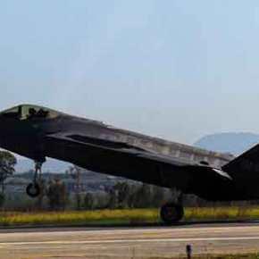 """ΠΑ: """"Φλερτάρει"""" με F-35A Lightning II… θα δοθούν ίσως """"κοψοχρονιά"""" τα""""τουρκικά"""";"""