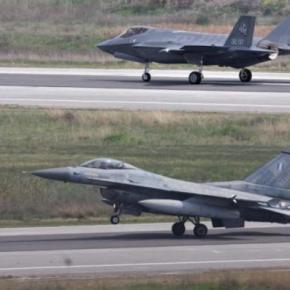 ΗΝΙΟΧΟΣ 2019: Ξεκινά σήμερα η τεράστια άσκηση και τα «Μπλε Γεράκια» θα «τσεκάρουν» τα stealth F-35 –ΦΩΤΟ