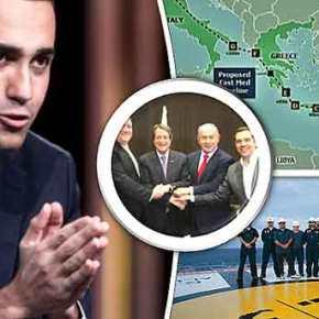 Σφάζονται οι Ιταλοί στην ποδιά Κύπρου καιΕλλάδας