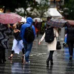 Καιρός αύριο: Νέο κύμα κακοκαιρίας – Πού θα πέσουν βροχές καικαταιγίδες!